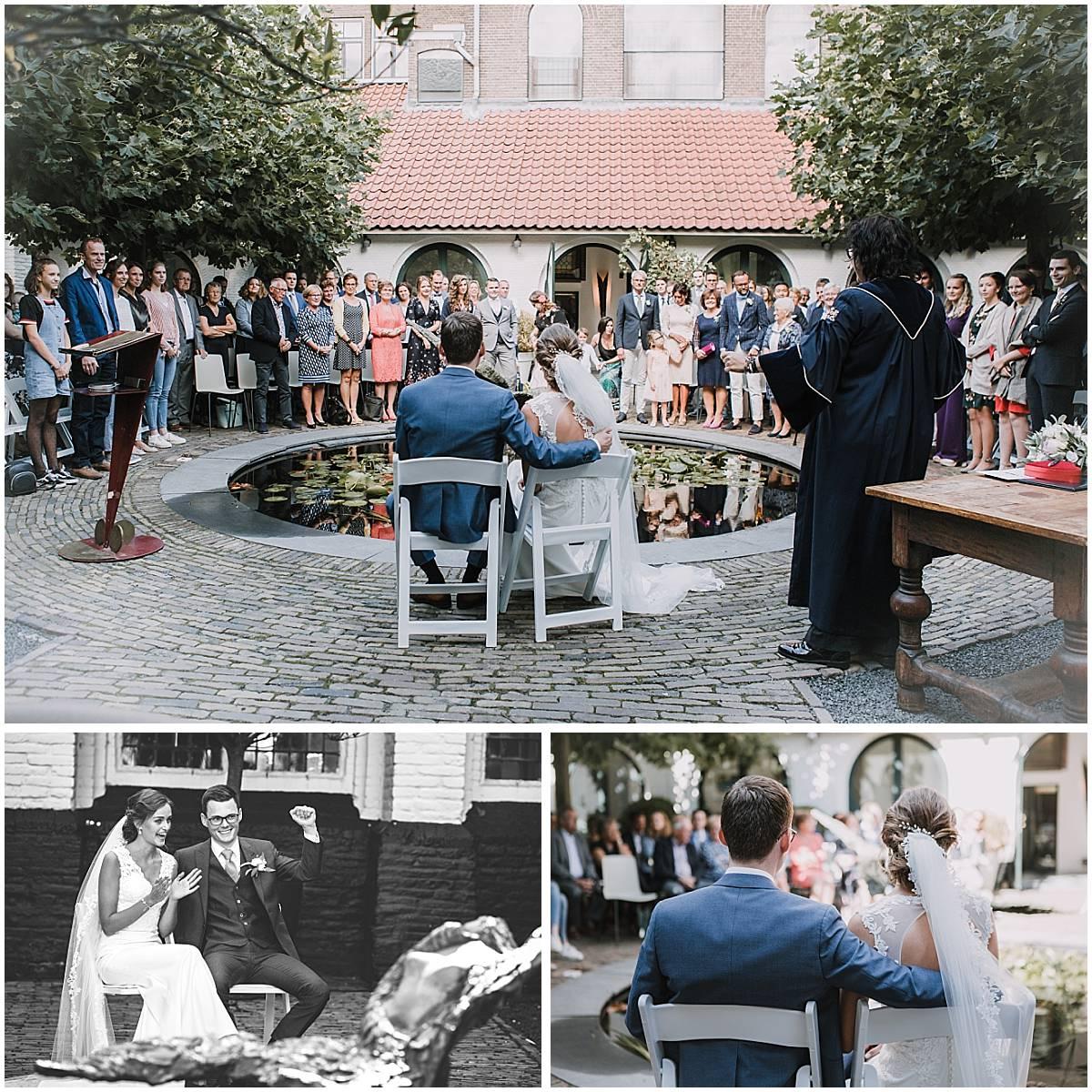 Bruiloft Marienhof Amersfoort