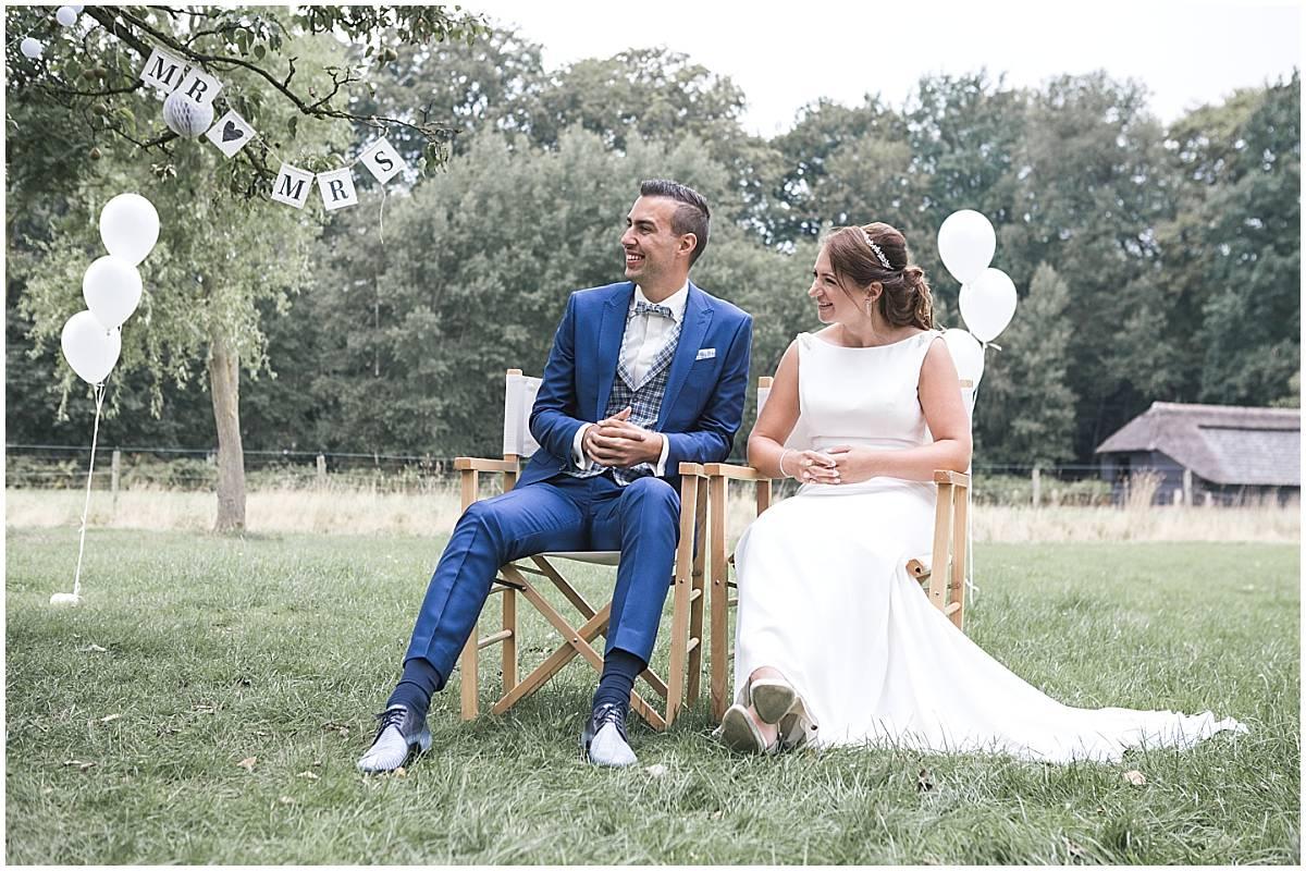 Bruiloft Hoeve Sparrendam Hoevelaken