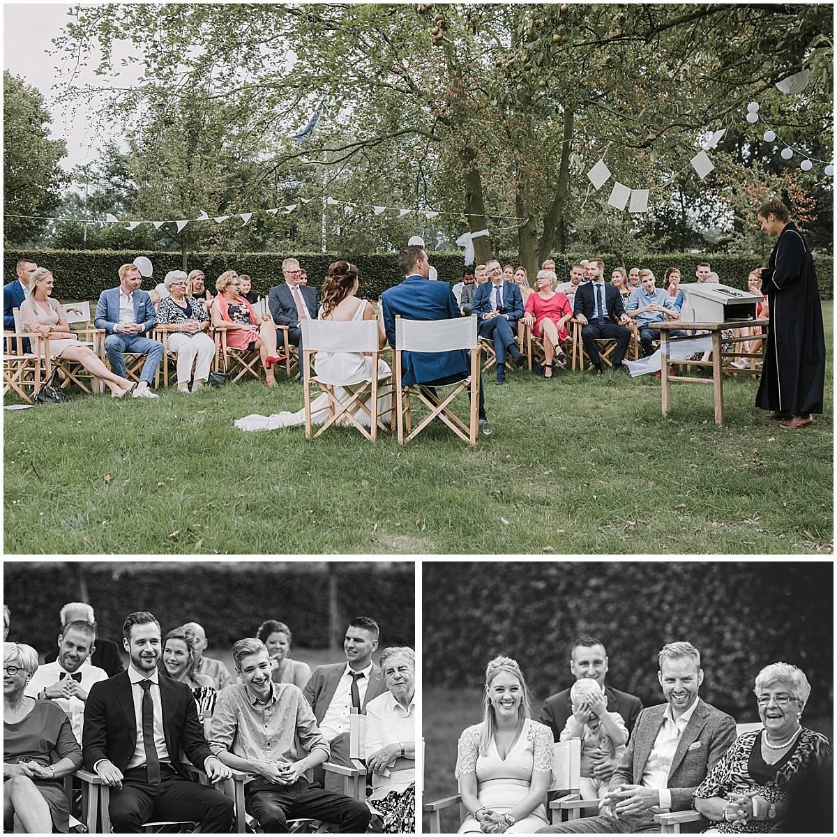 Bruiloft Hoeve Sparrendam